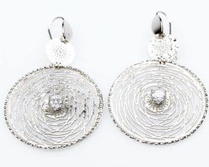 Cercei Cercei din argint