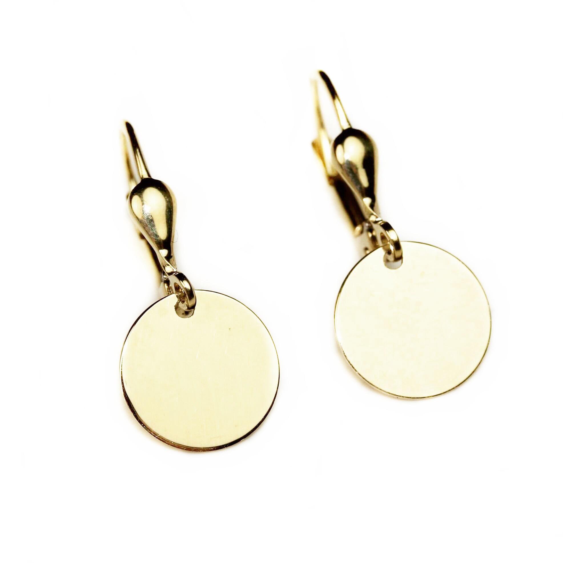 vânzare de lichidare calitate stabilă disponibil Cercei din aur - Diva Gold