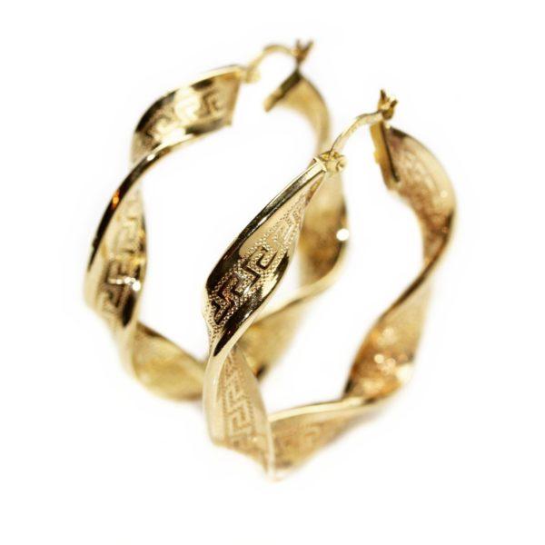 Cercei Cercei din aur