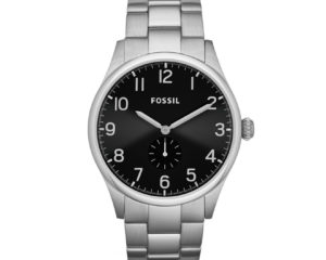Colecția Fossil Ceas Fossil The Agent Three Hand Leather FS4852