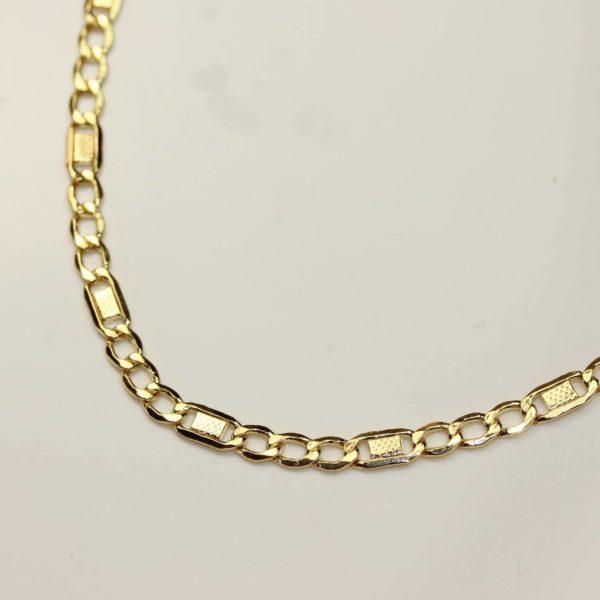 Bijuterii bărbați Lanț din aur