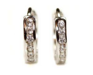 Bijuterii copii Cercei din argint
