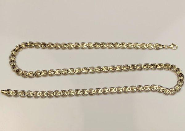 Lanțuri și coliere Colier din aur