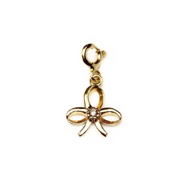 Pandantiv din aur cu cheita